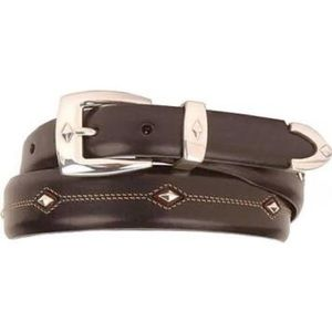Brighton Denver Diamond stud belt